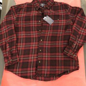 Brand new G. H. Bass & Co. Men's shirt
